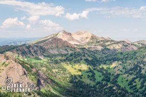Sawtell Peak Road - Island Park, Idaho