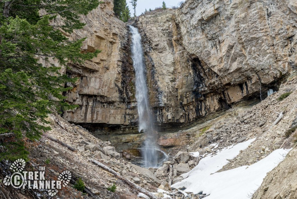 Silver Falls - Cooke City/Silver Gate/Yellowstone - Montana