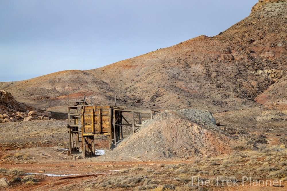 Strip mine utah