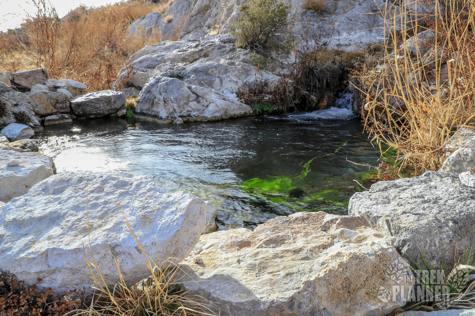Gandy Warm Springs - Gandy, Utah