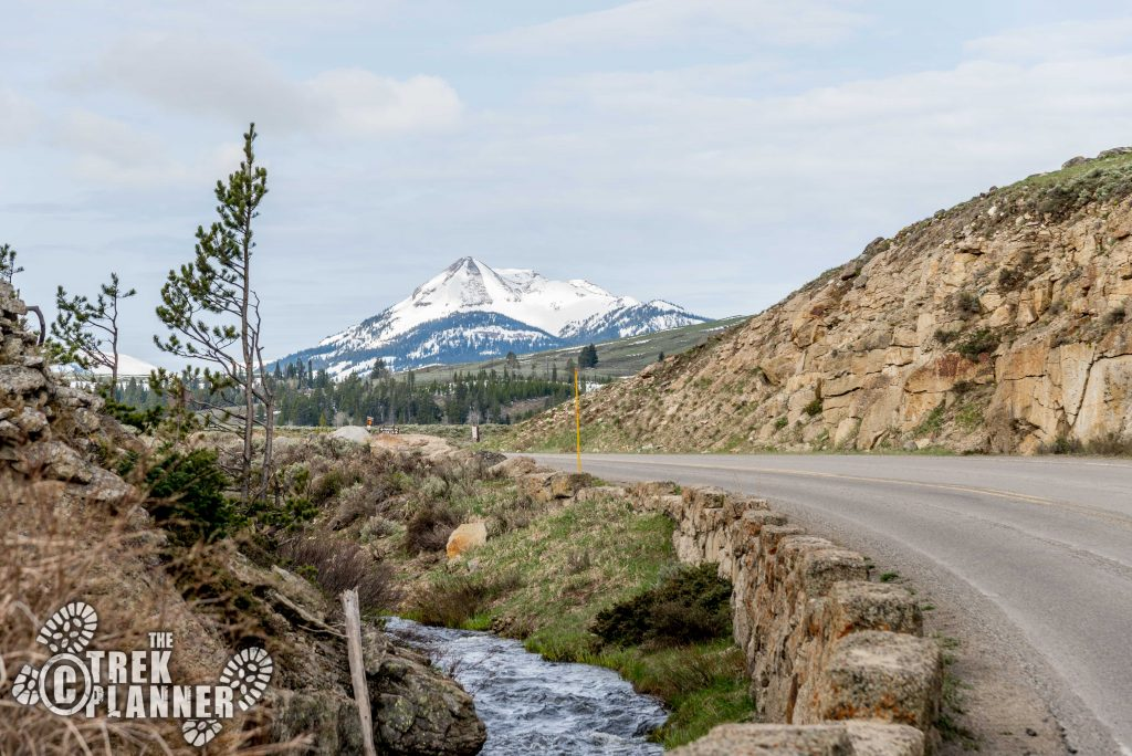 Yellowstone Driving Guide: West Yellowstone to Mammoth Hot Springs