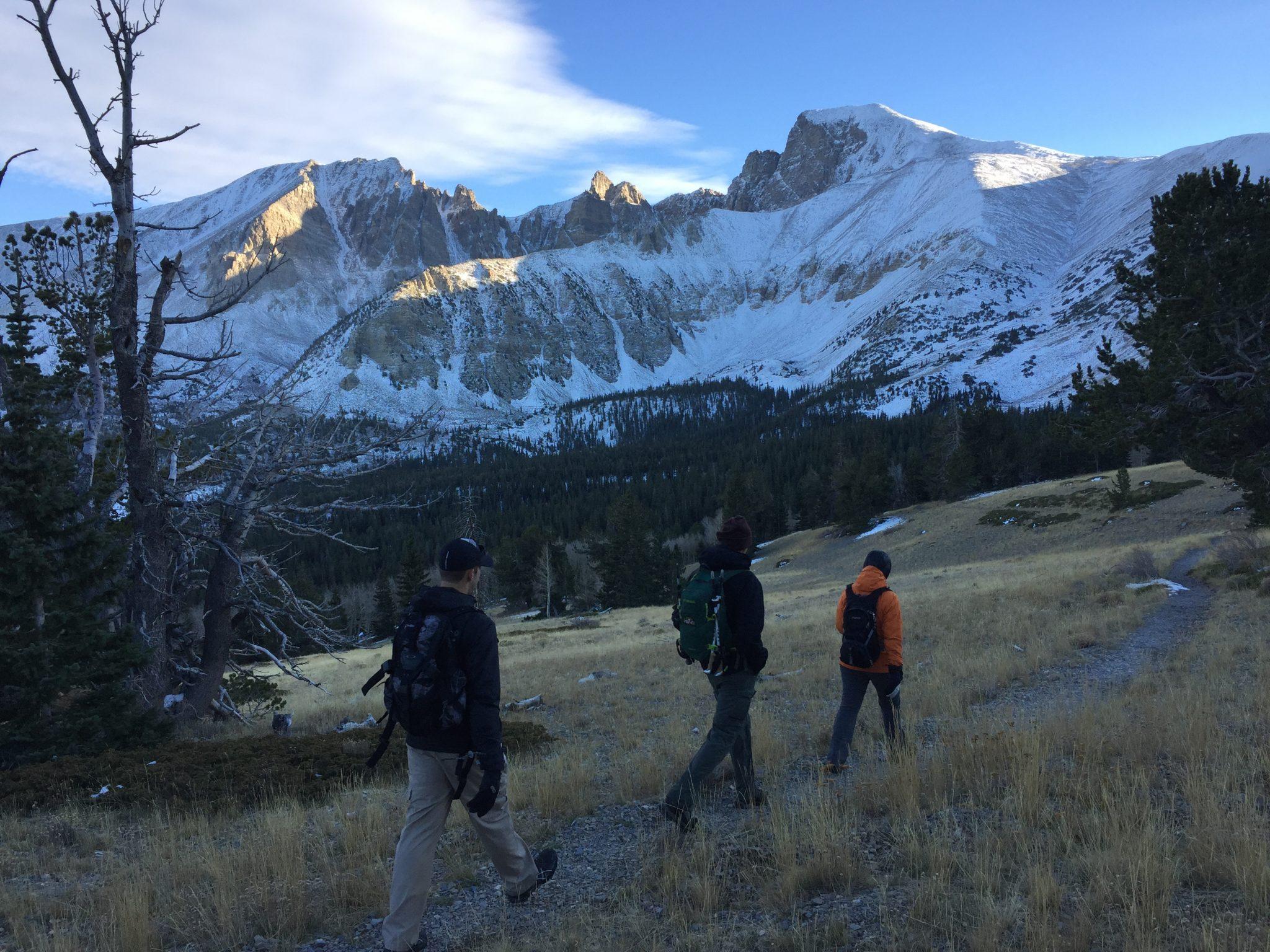 Wheeler Peak Great Basin National Park Nevada The Trek Planner
