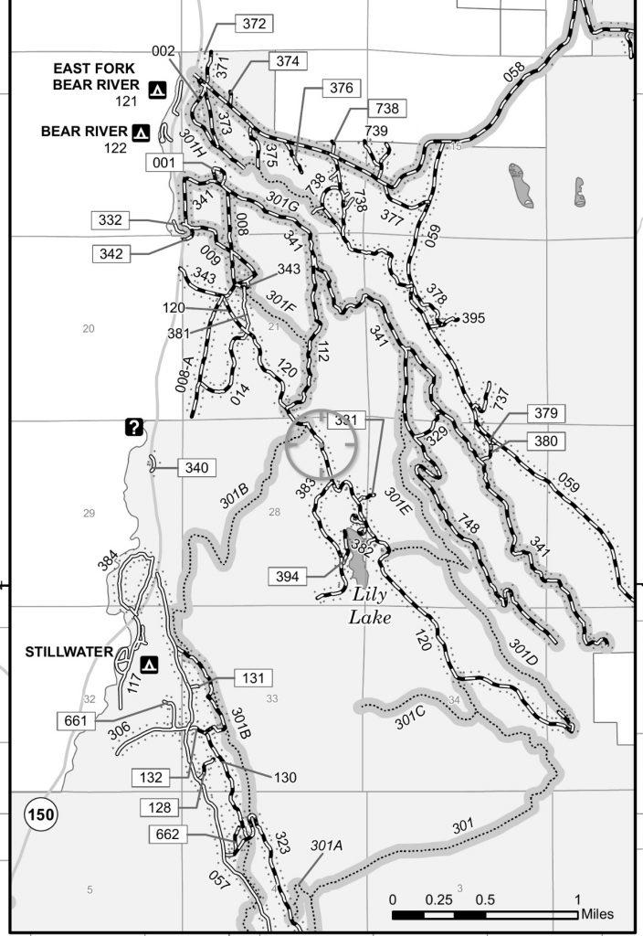 Lily Lake and Wolverine ATV Trail – Uinta Mountains, Utah ...