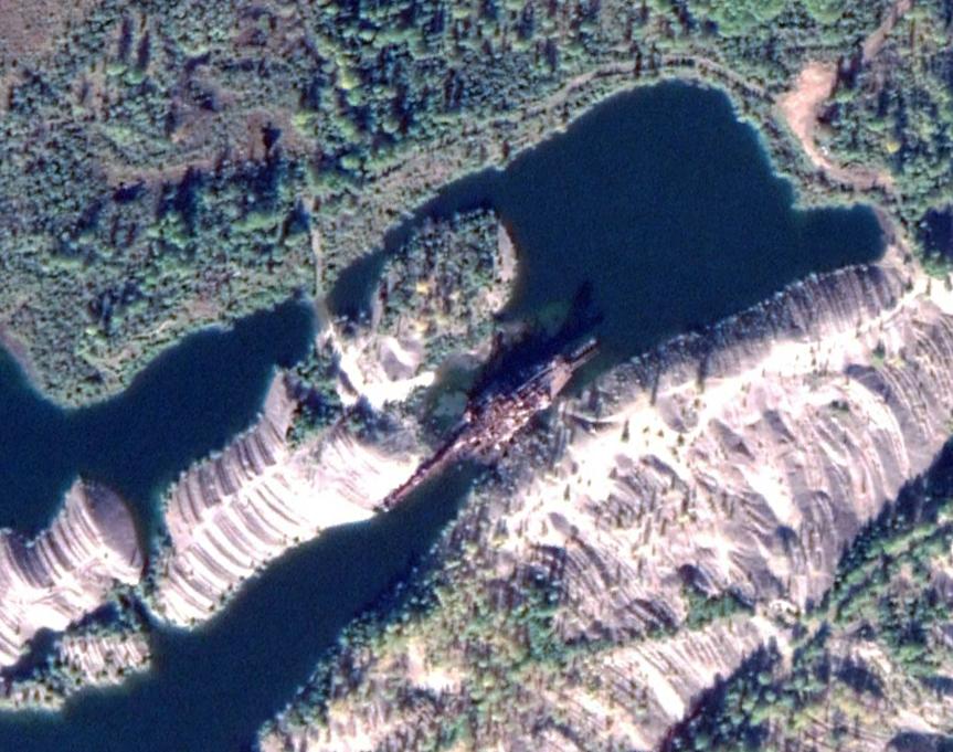 Gold Dredge #3 – Fairbanks Alaska   The Trek Planner