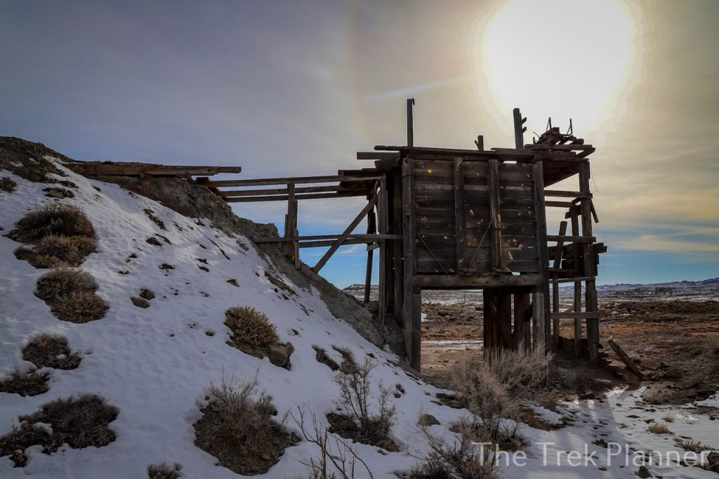 The Poison Strip Mine – Yellow Cat Mesa Utah | The Trek Planner on yellow cat flats map, yellow cat with heart, book cliffs utah map,