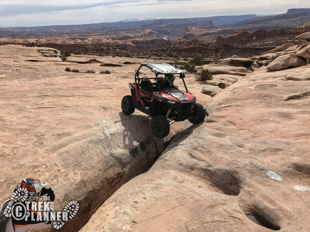 Golden Spike Trail – Moab, Utah | The Trek Planner on arches national park utah map, moab blm map, moab town map, johnson canyon st. george utah map, zion utah map, altamont utah to vernal utah map, moab desert map, transamerica trail map, moab colorado river map, moab middle east map,