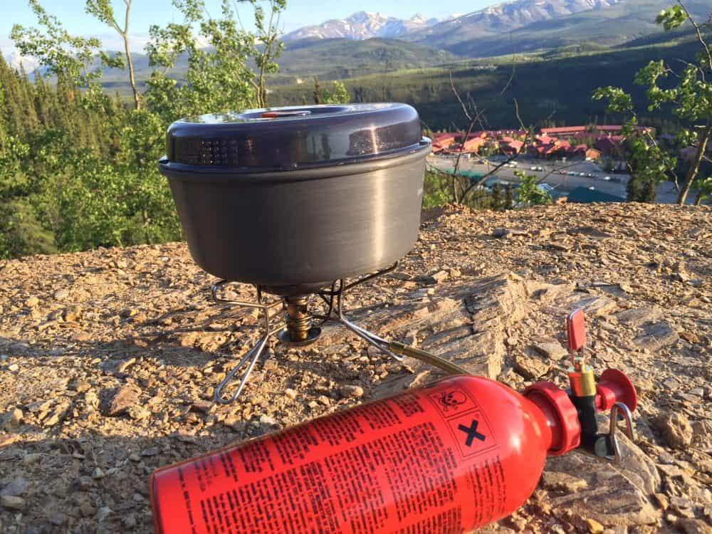 MSR Whisperlite Camp Stove | The Trek Planner
