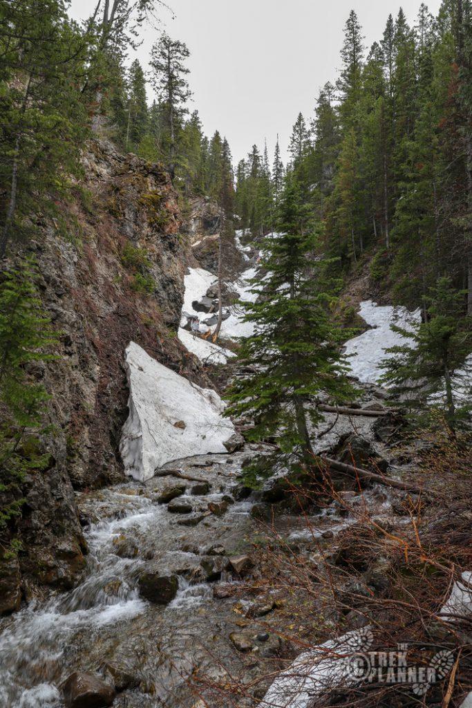 Doughnut Falls (Donut Falls) – Big Cottonwood Canyon, Utah